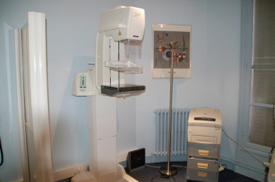 mammographie numérisée, ostéodensitométrie, cabinet radiologie